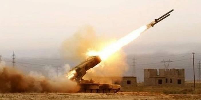 Irak'ta ABD Askeri Üssüne Füzeli Saldırı