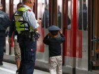 Almanya Göçmen Çocuklar Ortadan Kayboldu