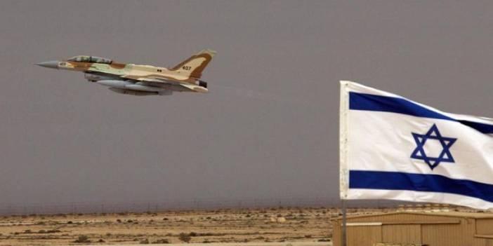 Siyonist İsrail'den Suriye'ye Hava Saldırısı