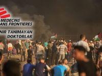 """Gazze'de """"Sınır Tanımayan Doktorlar"""""""