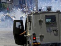 Ramallah'ta Cuma Sonrası Müdahale: 4 Yaralı
