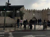 Kudüs'ün Çilesi; Askeri Kontrol Noktaları