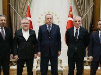 "Karar'dan Erdoğan'a ""Ambargo"" Ziyareti"