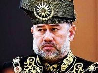 Malezya Kralı Tahtı Bıraktı