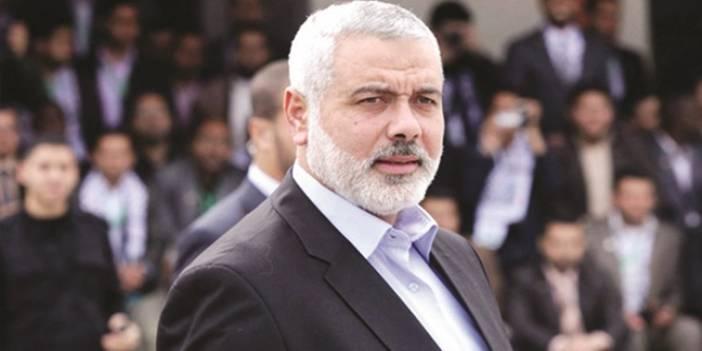 Heniyye: İran Filistin'i Askeri Ve Mali Olarak Destekliyor