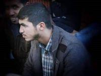 İsrail Gazze'yi Bombaladı; 1 Şehid