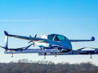Boeing'in Elektrikli Otonom Yolcu Uçağı