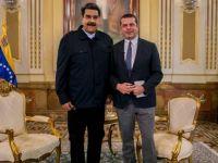 Maduro, Cüneyt Özdemir'e Konuştu