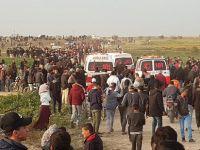 Gazze'ye  Saldırı