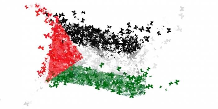 Filistin'e Destek Çağrısı