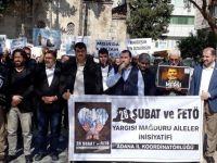 Adana'da Mısır Protestosu