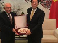 Katil Çin'den Perinçek'e  Ödül