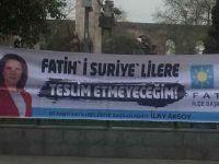 """""""Fatih'i Suriyelilere teslim etmeyeceğim""""; %4"""