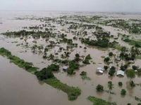 Mozambik'te Kasırga ve Sel