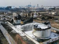 Çin'de Meydana Gelen Patlamada Bilanço Ağırlaşıyor