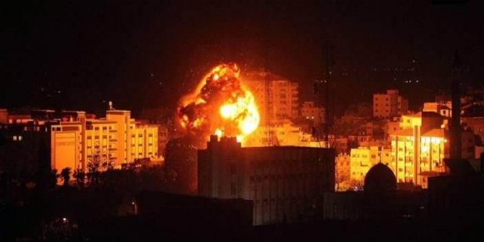 Filistin'de Sıcak Saatler /Canlı Takip