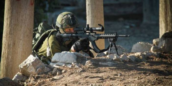 İşgal  Güçleri Batı Şeria'da 6 Filistinliyi Yaraladı