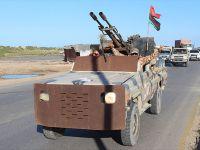 UMH'den Hafter Güçlerinin Karargahına Hava Saldırısı
