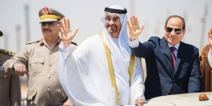 BAE, Mısır ve S. Arabistan Türkiye Planı