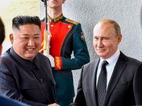 Putin-Kim Görüşmesi