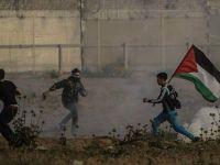 İsrail, Gazze Sınırında 3 Kişiyi Şehit Etti