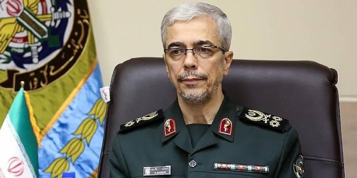 İran Genel Kurmay Başkanı Açıklama Yaptı