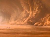 Irak'ta Kum Fırtınası; 5 Ölü