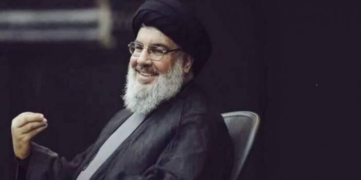 Nasrallah: Kasım Süleymani'nin  İntikamını Alacağız