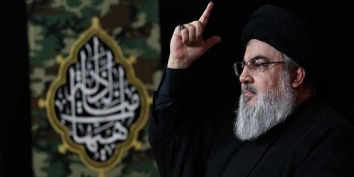 Hizbullah Liderinden ABD'ye 'İran' Uyarısı!