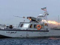 İran:Hürmüz Boğazı'nda 7 Gemiye El Koyduk!