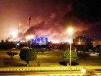 Suud Petrol Rafine Tesisine Saldırı