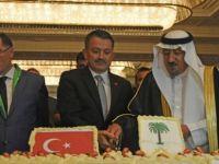Suud Milli Günü Ankara'da Kutlandı