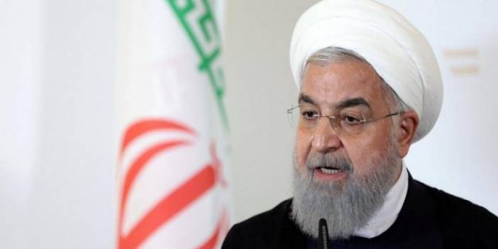 Ruhani: Bugün top Washington Sahasında