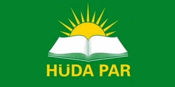 HüdaPar'dan ABD Çağrısı