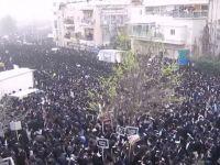 Filistin'de İsrail Karşıtı Gösteri