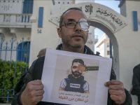 Gözünü Kaybeden Filistinli Foto Muhabirine Destek