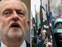 Hamas, İngiltere Seçimlerinde Corbyn'ı Destekliyor