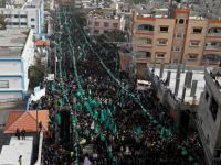 Büyük Dönüş Yürüyüşü; 84. Cuma ve Hamas'ın 32. Kuruluş Yıldönümü