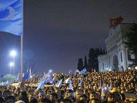 """Türkiye'de """"Doğu Türkistan için Sessiz Çığlık"""" Eylemi Düzenlendi"""