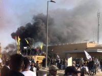 Irak'ta ABD Büyükelçiliği İşgal Edildi!