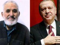 Cumhurbaşkanı'na Ahmet Dede İçin  Çağrı
