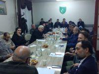 Şehit Metin Yüksel Platformu, İlk Toplantısını Gerçekleştirdi