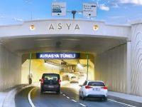Avrasya Tüneli'ne Fahiş Zam