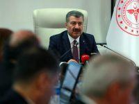 Türkiye'de 25 Mayıs Koronavirüs Tablosu