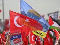 Saadet Partisi 'Büyük Kudüs Mitingi' Yapacak