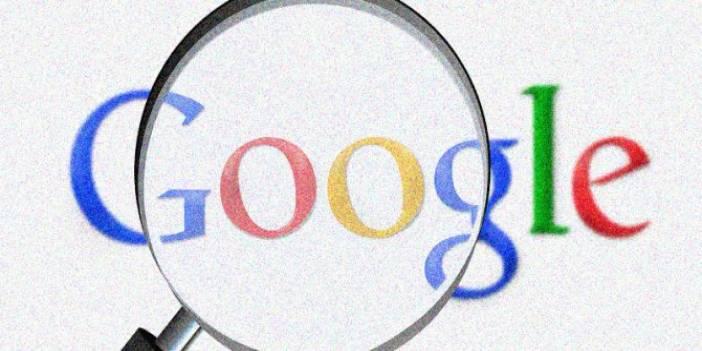 Trump'dan Google'a  Dava
