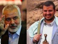 Şii Ensarullah ile Sünni Hamas Omuz Omuza