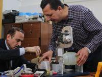 Filistin'de Yerli Solunum Cihazı Üretildi