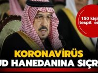 Koronavirüs  Suud Hanedanlığına Sıçradı
