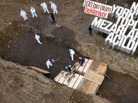 New York'ta Toplu Mezar Kazıyorlar